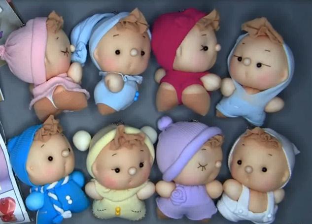 Как сделать самодельные куклы своими руками видео - Temperie.Ru