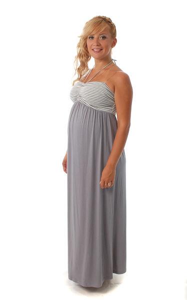 Длинный сарафан для беременных своими руками