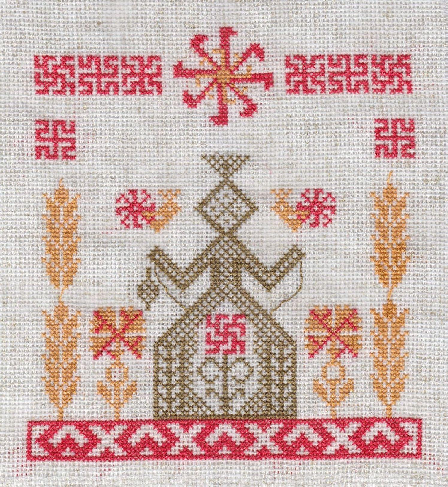 Славянские символы описание и схемы к ним 18