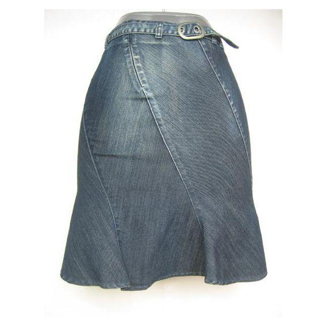 Шьем из джинсов покрывало