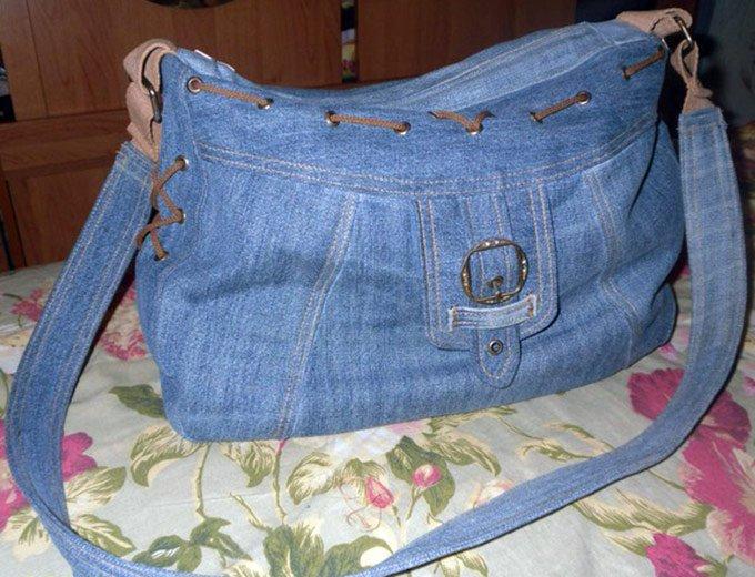 И мастер-классы самых различных сумок тем, кто любит одеваться в
