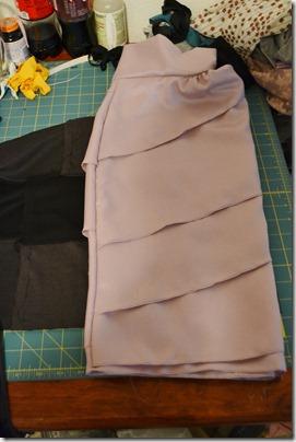 Как сшить зимнюю юбку своими руками