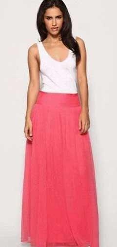 Как сделать Как сшить летнюю юбку своими