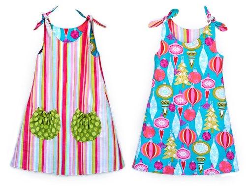 Сшить летнее платье для девочки своими руками фото