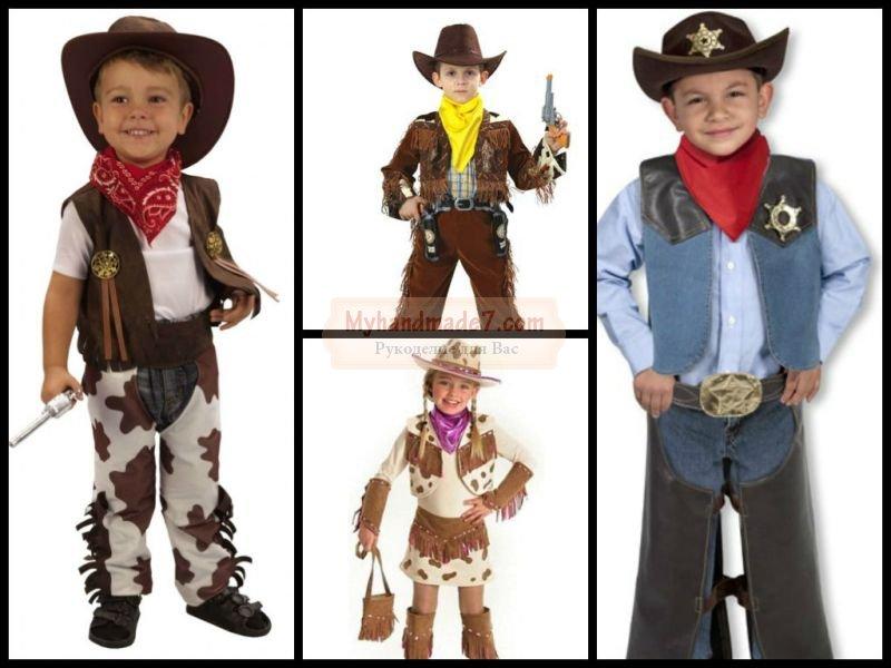 Как сделать новогодние костюмы для мальчиков своими руками