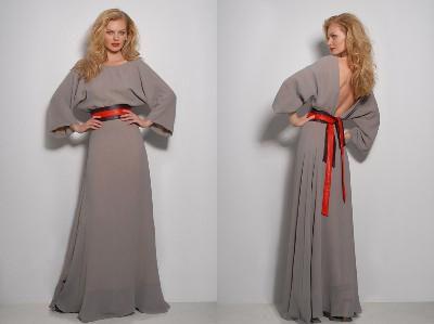 Как сшить длинное платье своими руками