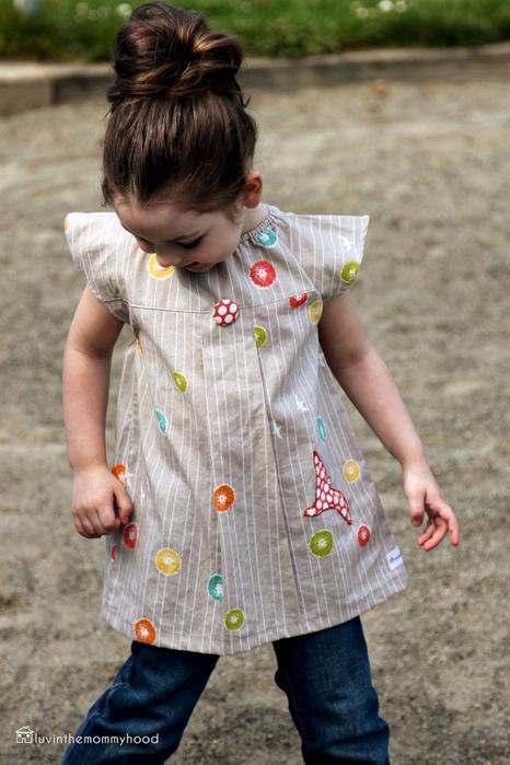 Платье своими руками фото для детей