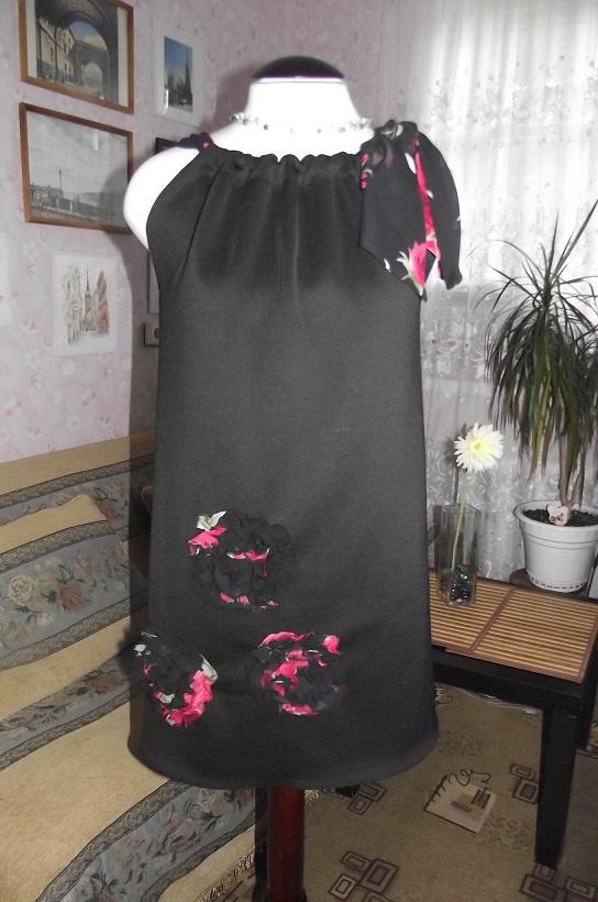 Сшить платье для вечера своими руками