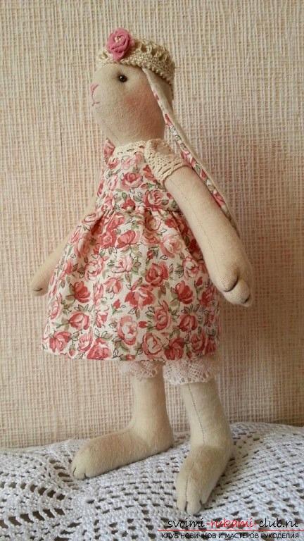 Кукла тильда своими руками пошаговая инструкция