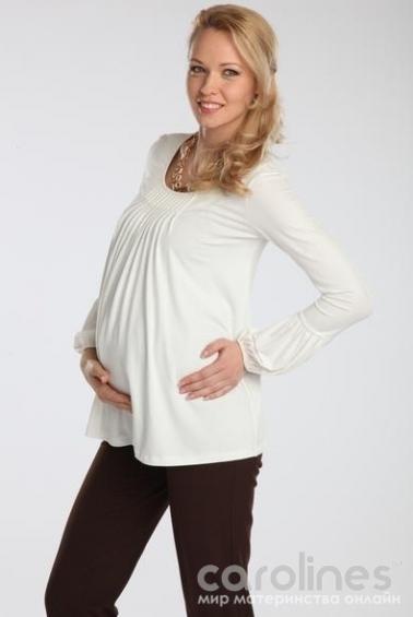 Вязаный сарафан для беременных описание