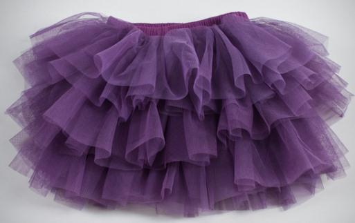 Многослойная юбка из фатина своими руками