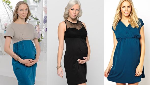 Платья для беременных сшить своими руками фото