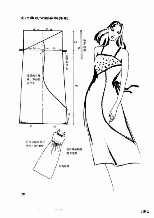 Выкройки летнего сарафана для беременных своими руками