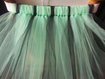 Как сшить юбку пачку из фатина своими