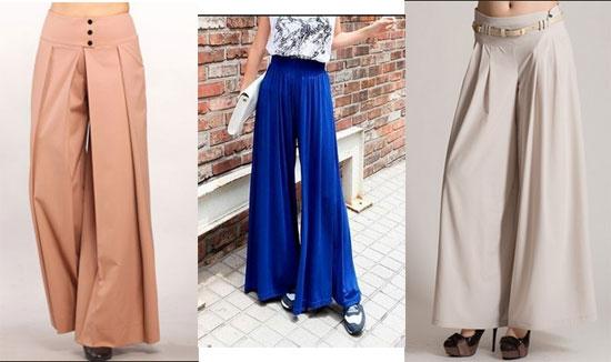 Юбка-брюки для полных: комфортная элегантность для любой Юбка-брюки вернулась на модные подиумы, чтобы снова заявить