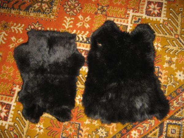 Изделия из меха кролика своими руками