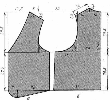 Как сшить жилетку для мальчика из джинсов своими руками