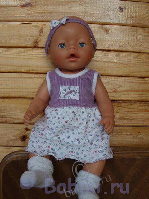 Как сделать всё для кукол беби бон