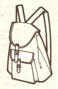 Рюкзак из джинсов своими руками выкройки видео