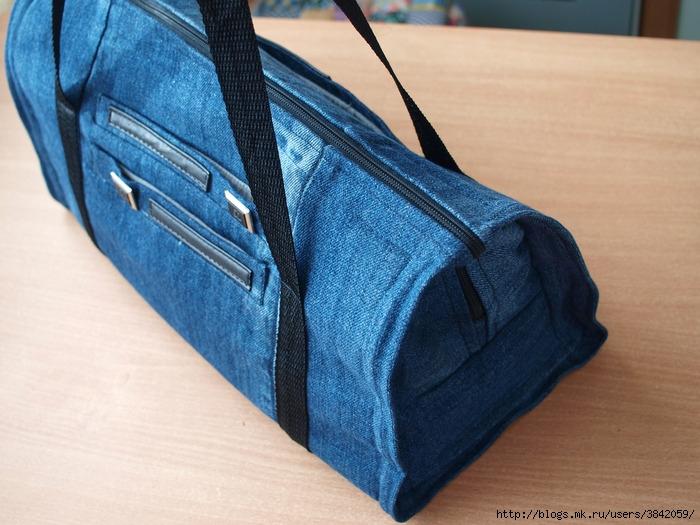 Сшить мужскую сумку своими руками