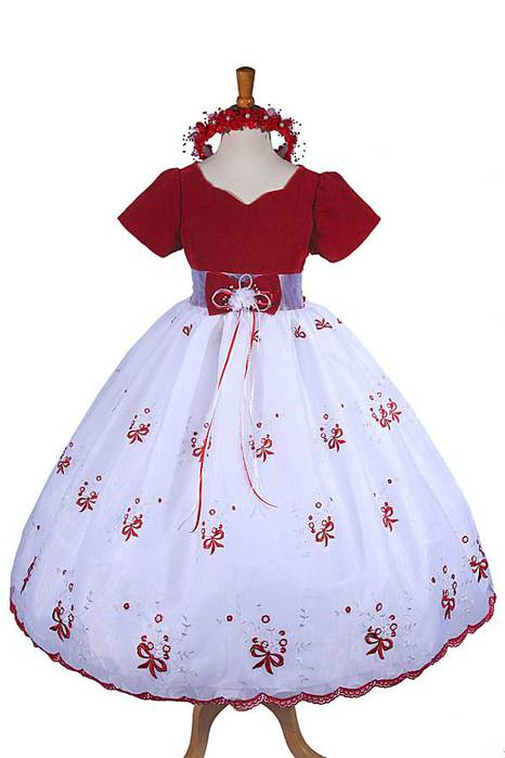 Как сшить бальное платье своими руками детское