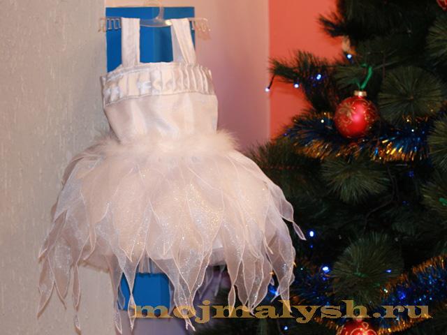 Платья своими руками фото на новый год