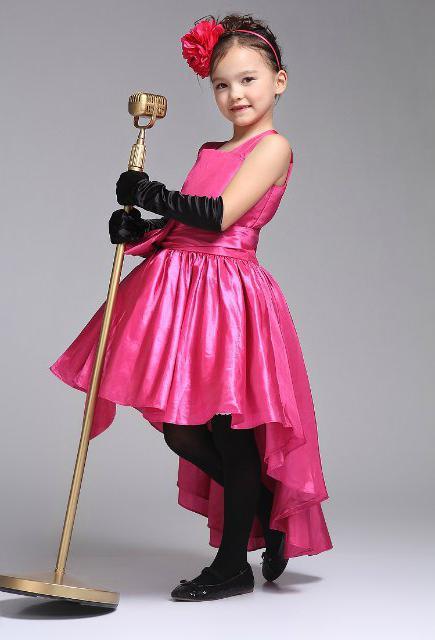 Бальное платье для девочки своими руками как сшить