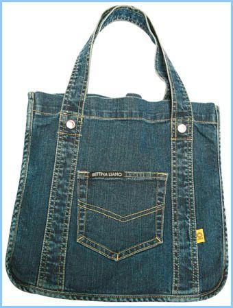 Джинсовая сумка своими руками фото выкройки